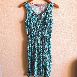 Macbeth Collection Slit Dress